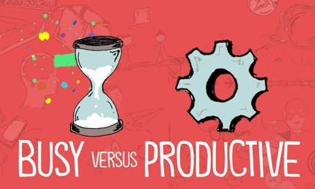 10 tips to increase productivity by not being busy